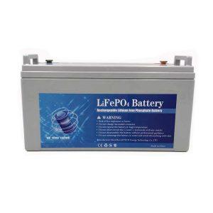 24v 48v 12v 100ah 120ah 200ah 300ah lifepo4 batareya paketi günəş enerjisi anbarı