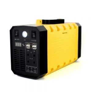 12v 30ah inverter batareyası 500w portativ elektrik stansiyası