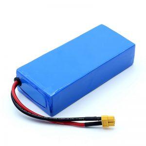 Şarj oluna bilən yüksək keyfiyyətli 12v 12Ah Li-ion Batareya 3S6P Lityum ion Batareyalar Paketləri
