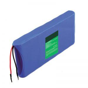 18650 14.4V 6000mAh Lazer hissəcik sayğac lityum batareyası