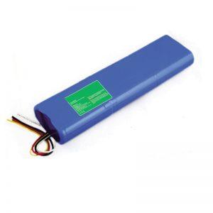 Ağıllı möhkəmləndirici kompüter üçün 11.1V 9000mAh 18650 lityum batareya paketi