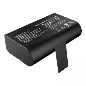 3.6V 5200mAh 18650 Lityum İyon Batareya Tutacaqlı POS Maşın üçün LG Batareyası
