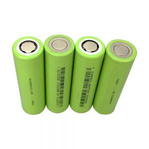 Orijinal şarj edilə bilən lityum ion batareyası 18650 3.7V 2900mAh Cell Li-ion 18650 batareyaları