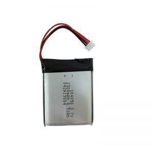 3.7V 2300mAh AIN104050 test alətləri və avadanlığı polimer lityum batareyalar
