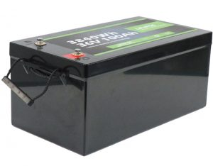 Hamısı bir LiFePO Batareyada 36v 100ah paketdir