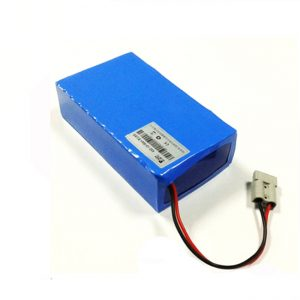 Lityum ion batareya 60v 12ah elektrikli scooter batareyası