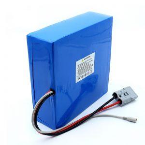 Elektrikli Scooter üçün 60 Volt 30Ah 50Ah Li-Ion Batareya Paketi Lityum Batareya