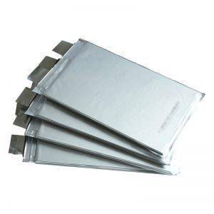 LiFePO4 Təkrar doldurulan batareya 3.2V 10Ah Yumşaq paket 3.2v 10Ah LiFePo4 hüceyrə Şarj oluna bilən litium Dəmir Fosfat batareyası