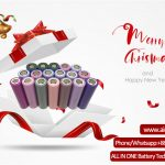 Nə xoşbəxt Christams salamlarını ALL IN ONE Battery Technology Co Ltd