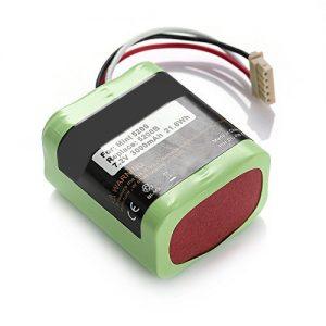 Bestob Scooba Mint5200B 7.2V 3Ah dəyişdirmə iRobot tozsoran üçün yenidən doldurulan Ni-MH batareya paketi